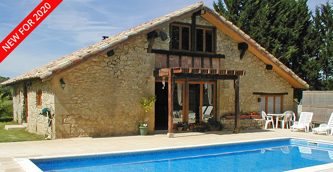 Maison de Canard with private pool
