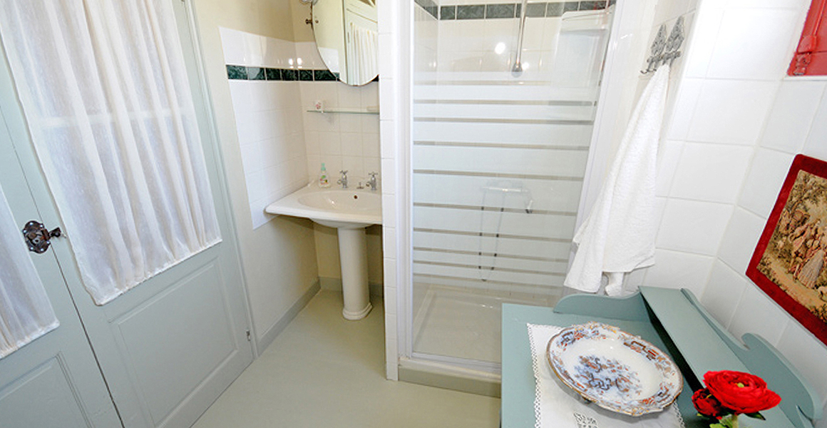 Maison shower room
